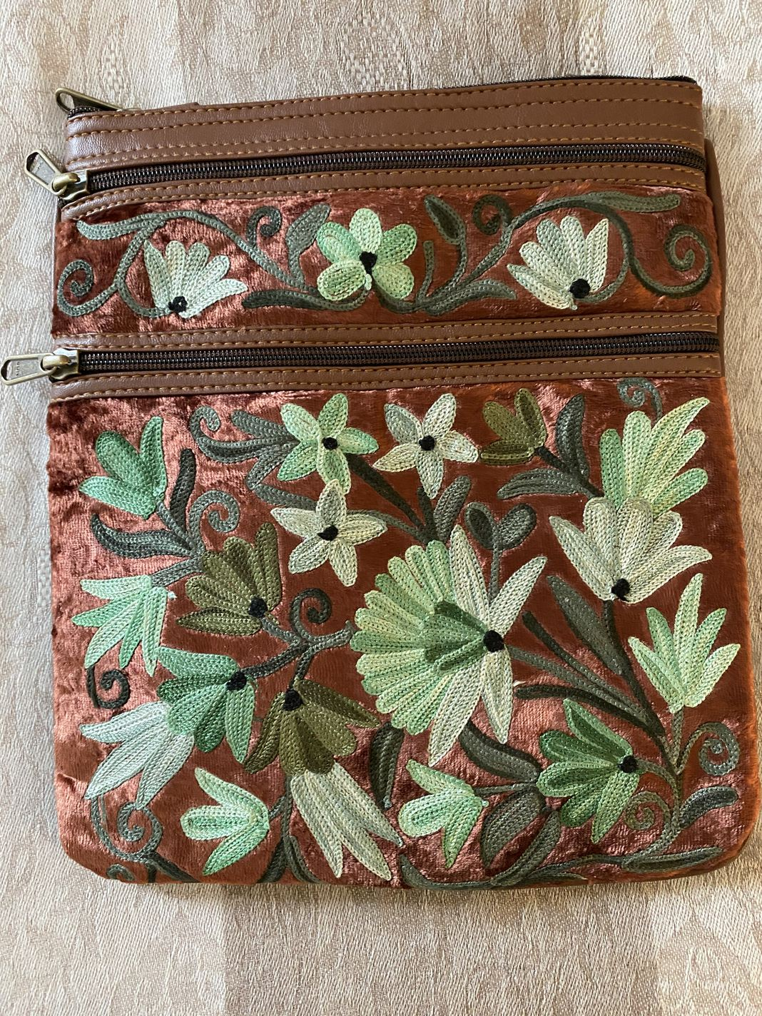 Travel Purse